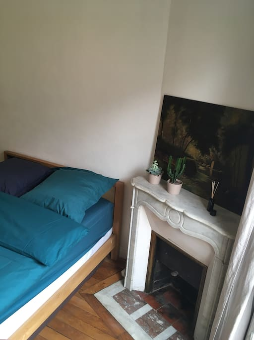 First Bedroom