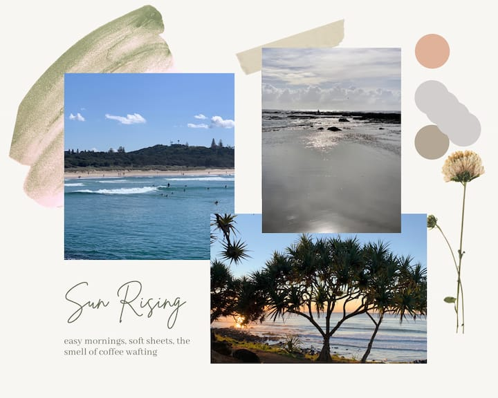 Surfing, golfing, swimming, relaxing...it's up 2 U