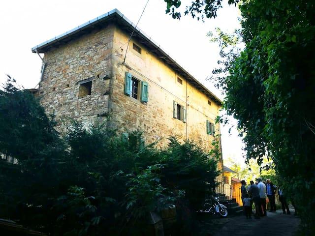 Borgo del Fornello Matrimoniale Vista Giardino