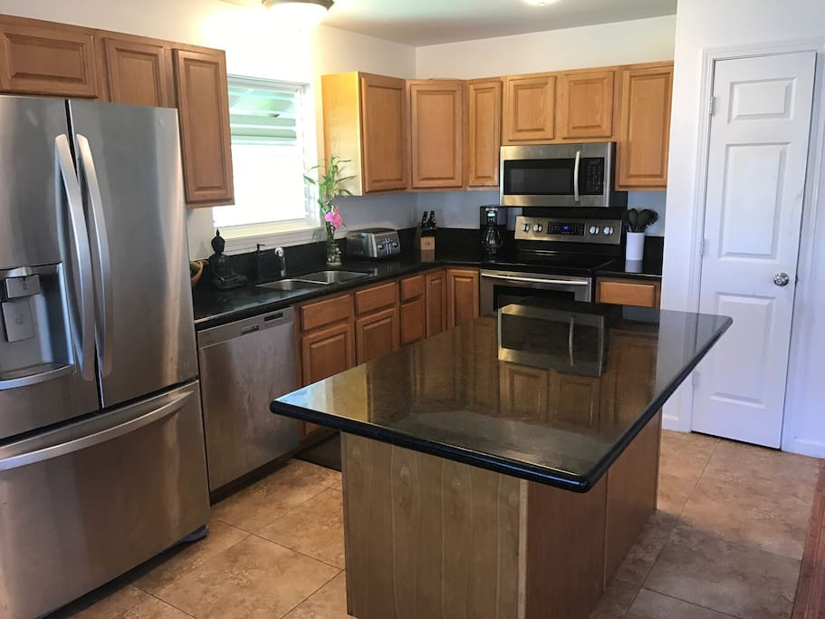 Beautiful kitchen, house is only 3 years old