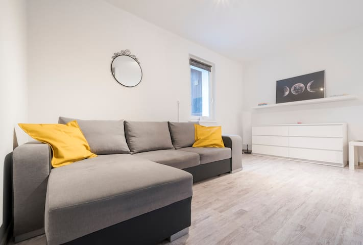 Cozy studio flat close to the city center