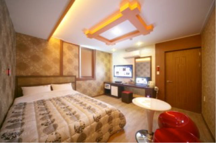 cozy and clean room(bu kyung motel-부경모텔) - Daesin-ro, Jinju-si
