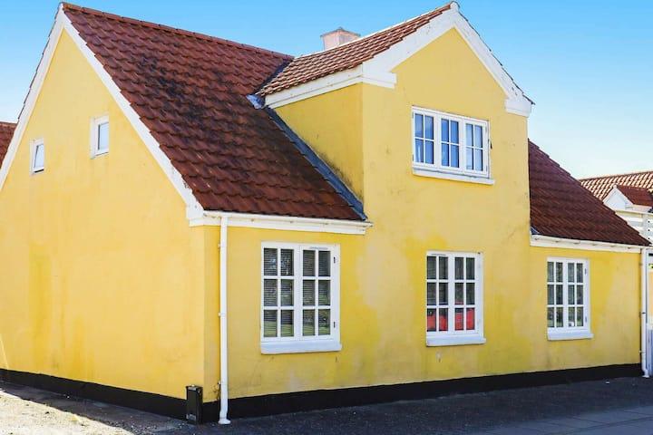 Appartement luxueux dans le Jutland avec la mer à proximité