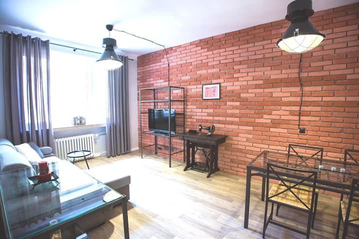 TEXTIL apartment LODZ