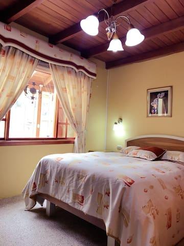 Habitación privada cómoda y hermosa