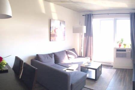 SUPERBE 3 1/2 style condo dans griffintown - Montréal - Apartment