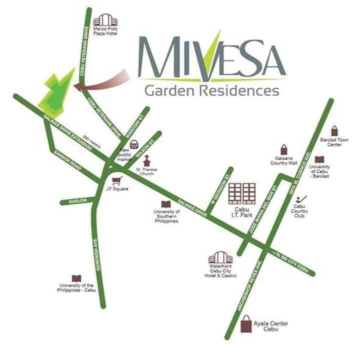 Mivesa Garden Residences