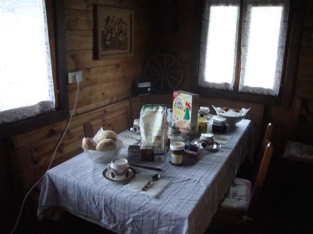 Accogliente cottage nella pedemontana friulana
