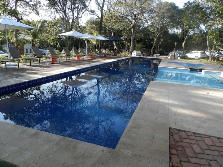 Excelente apartamento em Praia do Forte-Bahia