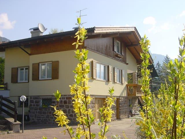 Appartamento in villa di montagna