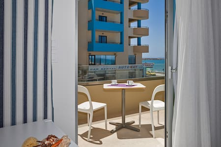 Meltemi Suites side Sea view - Rethymno