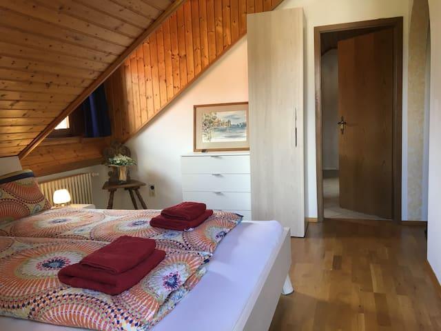 Pension Niki Marx - Seenähe - Zweizimmer mit Küche