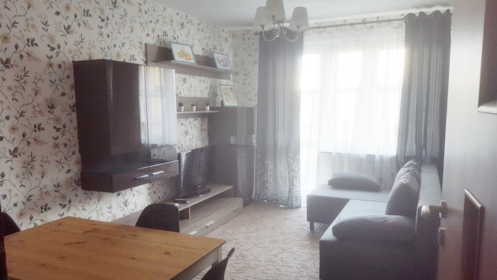 Przytulne 3 pokoje 3 rooms Apartament w Gdyni SKM