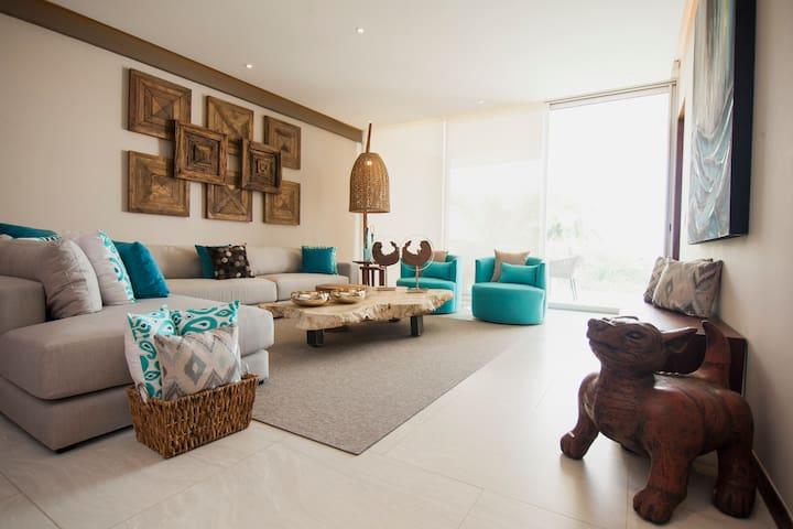 Blue Relexion Luxury Apartment Punta Mita