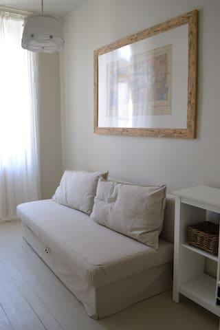 Chambre 3 avec canapé-lit