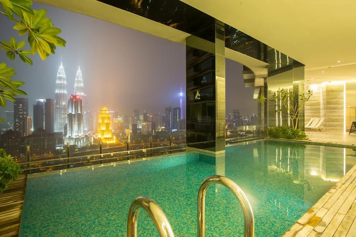 Affordable Stay w/ 5 Stars Facilities at Setia Sky - Kuala Lumpur - Apto. en complejo residencial
