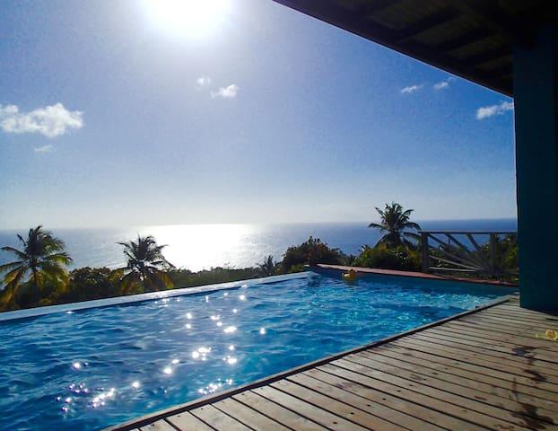 Bamboo Villa St. Lucia