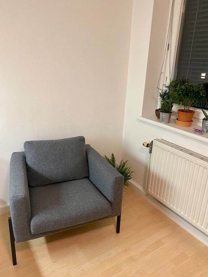 Kleine Wohnung in Bestlage