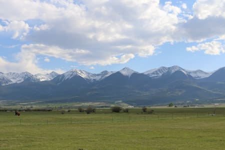Spacious mountain getaway in the Sangre de Cristos - Westcliffe