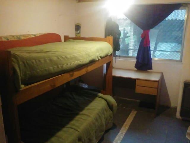 Habitación compartida, parking, Zona Centro - San Martin de los Andes - House
