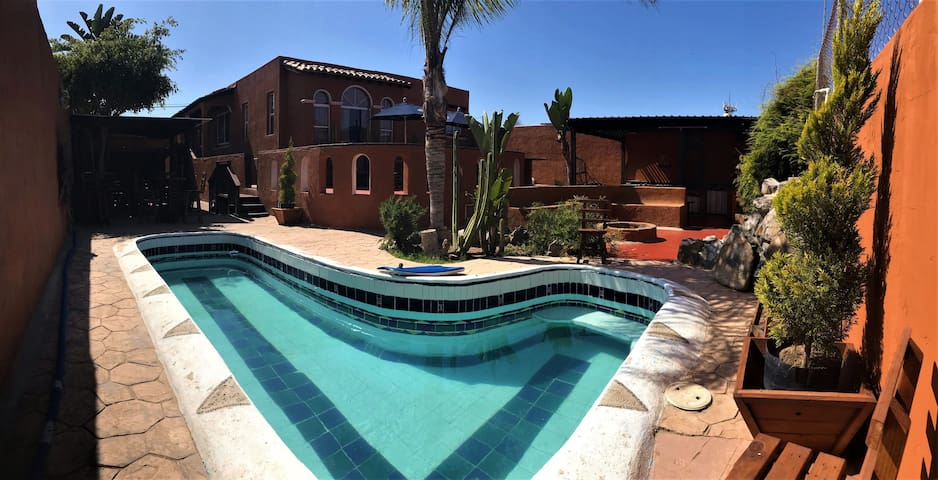 MEXICAN House ★PRIVATE POOL★@ENS