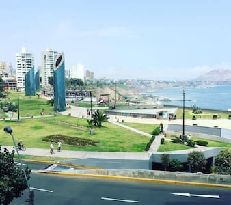 Malecon de la reserva- Miraflores - Lima District