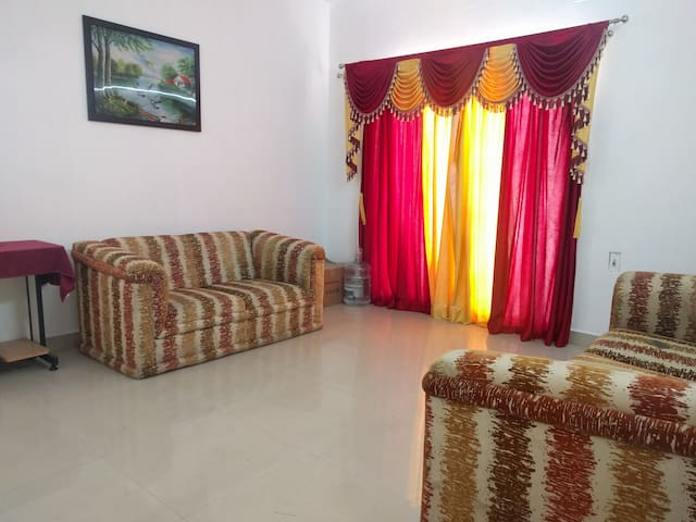 Luxury Apartment near Vandalur/SRM University - Kanchipuram - Lejlighed
