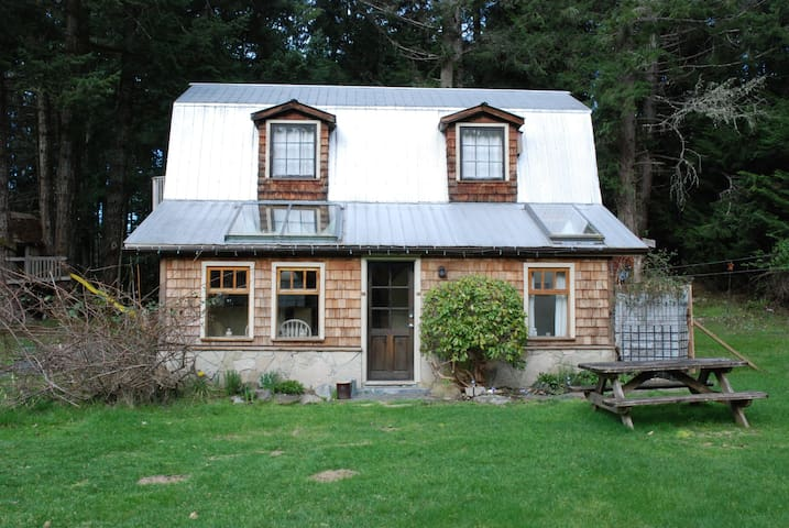The Little Barn- on Galiano Island