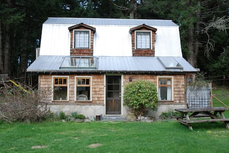 The Little Barn- on Galiano Island - Galiano Island - Haus