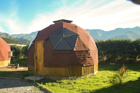 Dome for 2 at Domos Ocoa