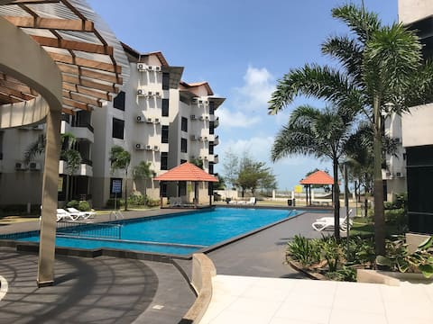 Samsuria - Family-friendly Apartment