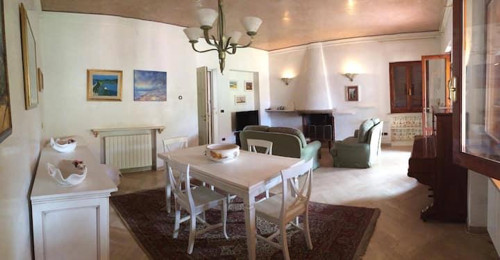 Appartamento con Giardino a 100m dal Mare
