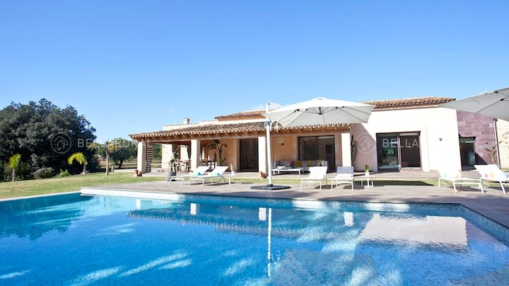 FINCA BELLPUIG- DESINFECTED BEFORE CHECK-IN