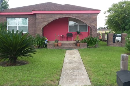 2 bedrooms/Private Bath/10 min from French uarter - New Orleans