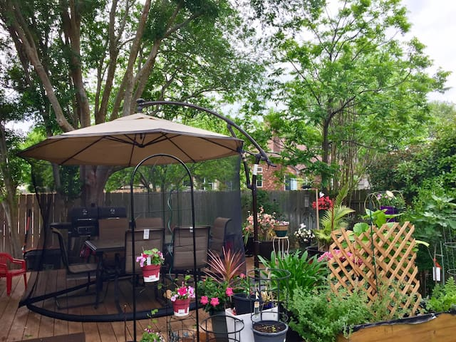 Welcome to the Austin @ The Garden of Eden