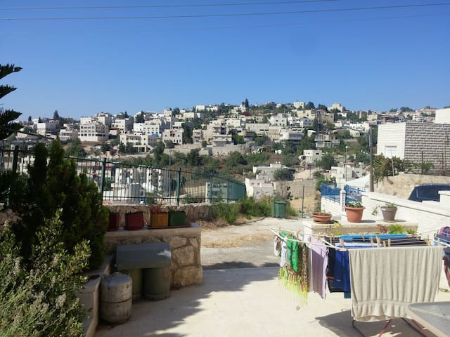 Homey Home 15 min from Jerusalem, 45 from Tel Aviv - Abu Ghosh - Byt
