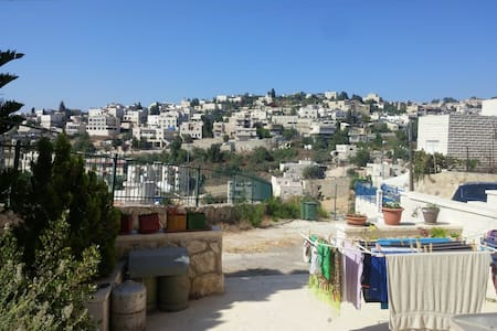 Homey Home 15 min from Jerusalem, 45 from Tel Aviv - Abu Ghosh - Appartement
