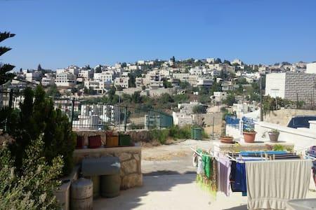 Homey Home 15 min from Jerusalem, 45 from Tel Aviv - Abu Ghosh - Apartment