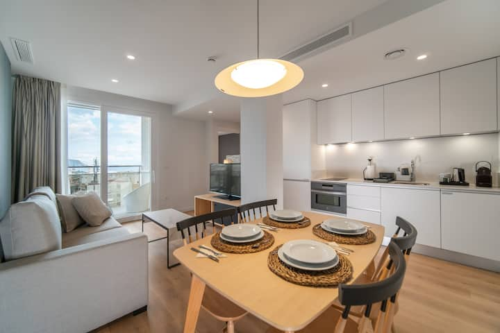Apartament Premium Sea Views Side 1 Bedroom+Terace