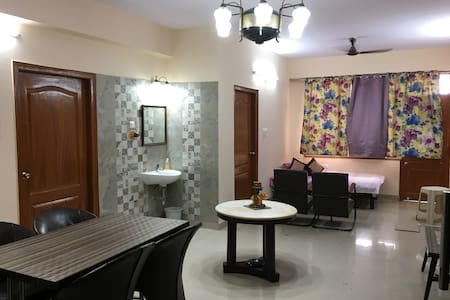 Ganges View 3BHK Apartment (3 AC Rooms)