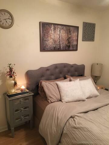Charming bed and bath in Jupiter - จูปิเตอร์ - วิลล่า