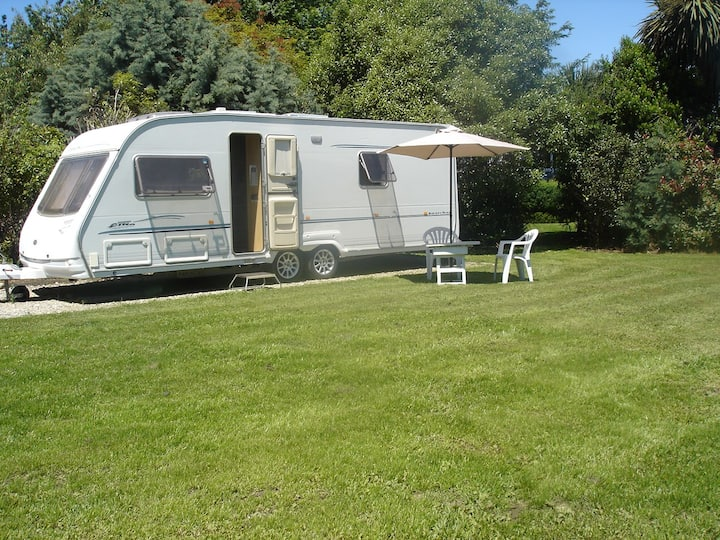 Modern Caravaning With All The Comforts Of Home