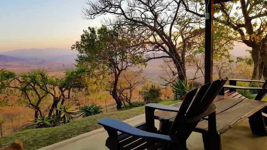 Wide Horizons - Aloe Camp (Luxury Safari Tent)