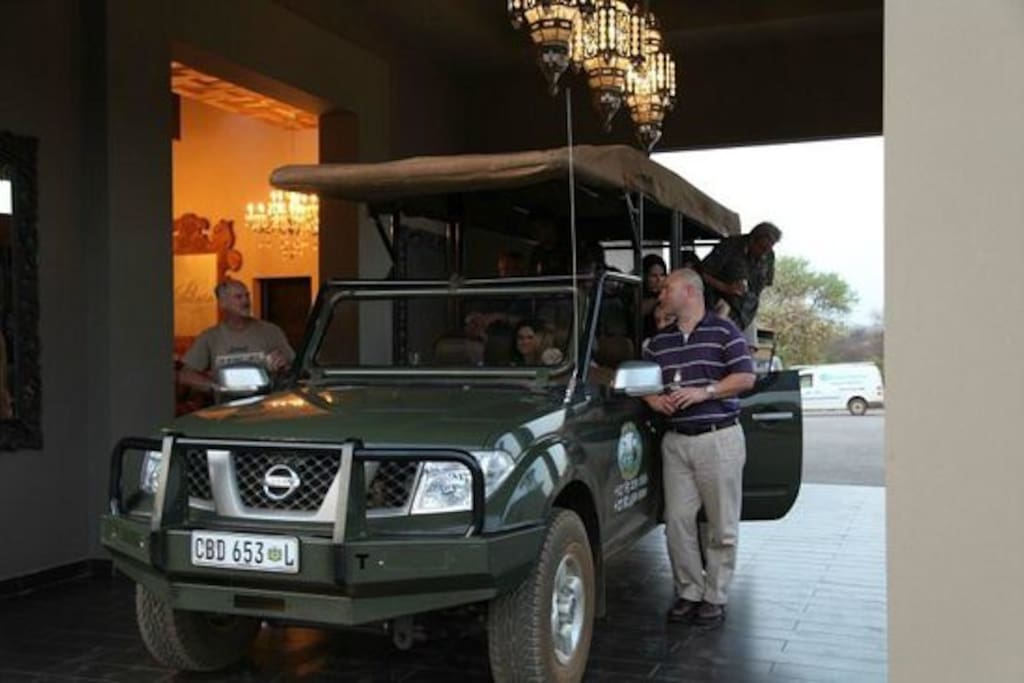 Game Drives available