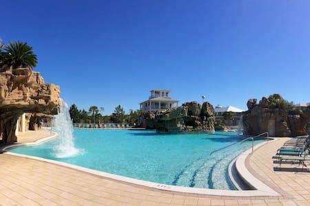 4br+Bonus, Huge Pool, Outdoor Kitchen, Hot Tub! - Santa Rosa Beach - Talo