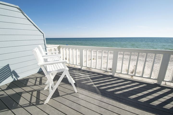 Four Steps ~ Inlet Beach ~ Beachfront Balcony ~ Paradise Properties