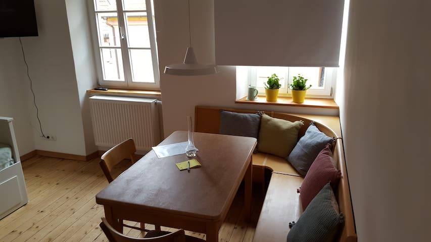 Wohnen im romantischen Marktbreit (Wohnung DREI)