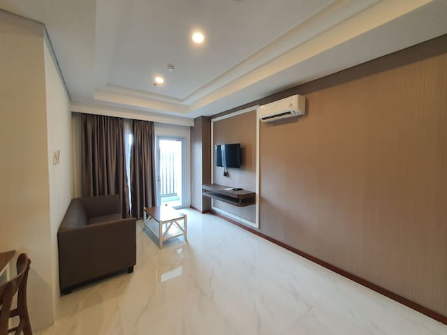 ⭐New & Luxury⭐ Panbil Residence Apartment 4-5 pax!