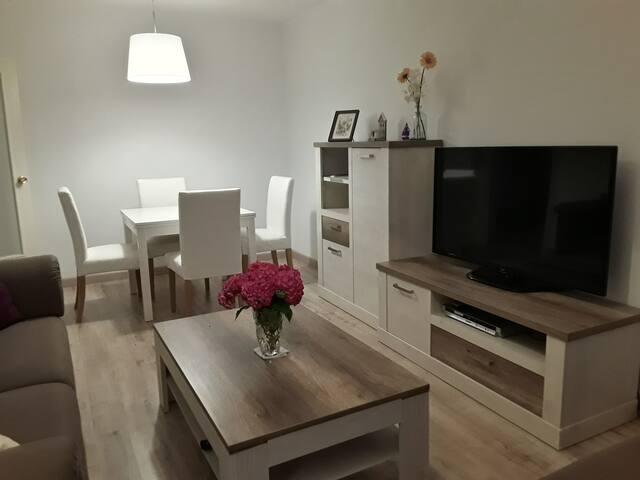 Acogedor apartamento en Canfranc-Estación.