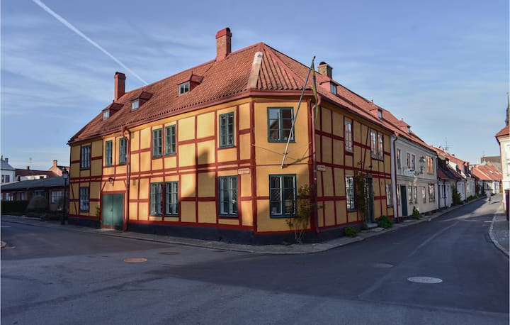 Nice apartment in Ystad with WiFi and 1 Bedrooms